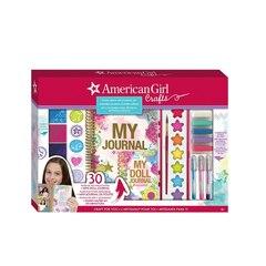 American Girl Mixed Media Art Journal Kit
