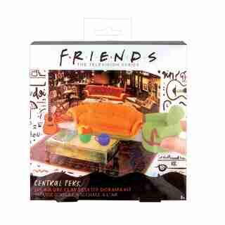 Fashion Angels FRIENDS Mini Central Perk Air Dry Clay