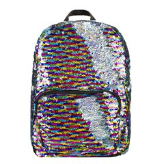 Magic Sequins Backpack, Rainbow