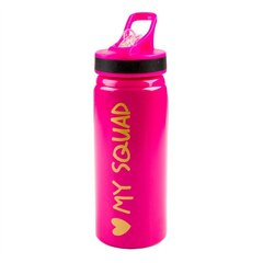 Squad Goals Water Bottle