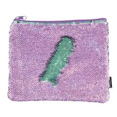 f25f1ebbe0e0 S. Lab Magic Sequin Pouch-Purple Holo Seafoam