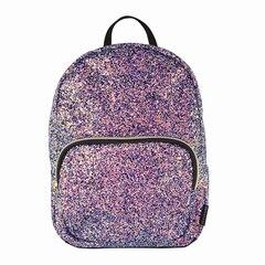 Fashion Angels® Style Lab Mini Kids' Backpack Chunky Glitter Midnight
