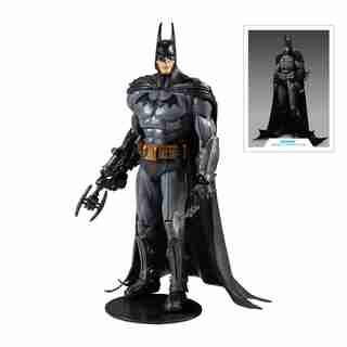 """DC Comics Multiverse Arkham Asylum:  Batman - 7"""" Figures"""