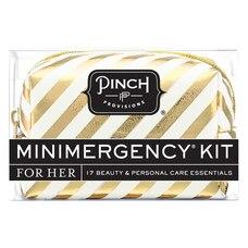 Minimergency® Kit - White Stripe