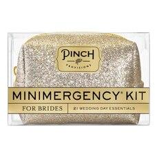 Minimergency® Kit for Brides - Champagne Glitter