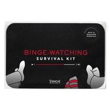 PINCH PROVISIONS BINGE WATCHING SURVIVAL KIT