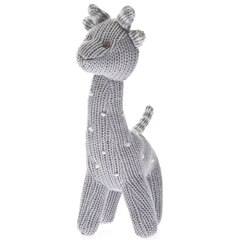 Knit Giraffe Rattle