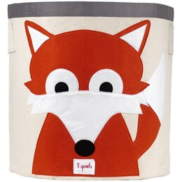 STORAGE BIN, FOX