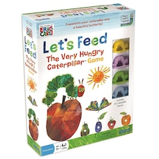 Very Hungry Caterpillar Feed the Caterpillar Game