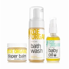 Zoe Organics® Baby Gift Set Delicate Baby Skin Protection