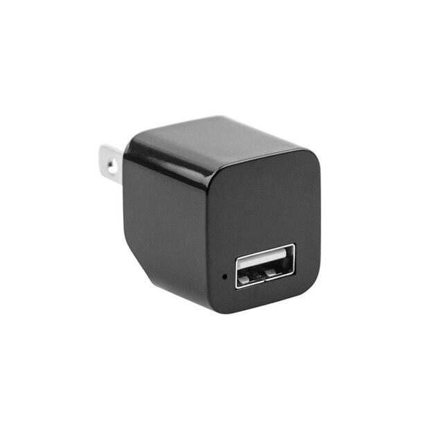 LOGiiX Power Cube Mini 1A/5W AC Wall Charger Black
