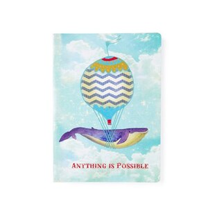 Journal Whale Balloon