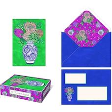 Vase Window Box Notecards
