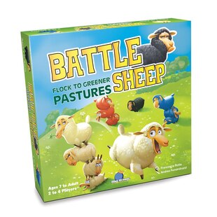 Battle Sheep by Blue Orange Games