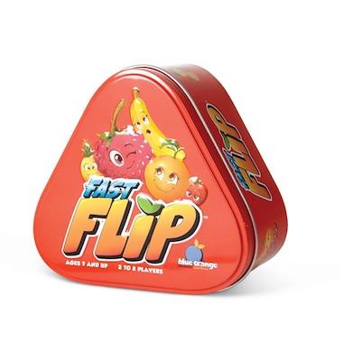 Fast Flip Card Game