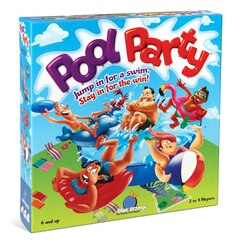 POOL PARTY BOARD GAME