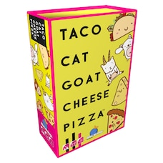 Taco Cat Goat Cheese Pizza Card Game (anglais)