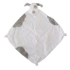 Couverture doudou – Chiot tacheté