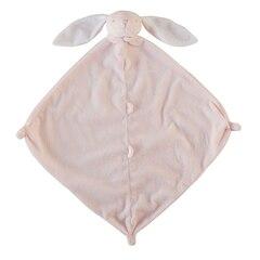 Pink Bunny Security Blankie