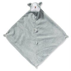 Grey Bulldog Security Blankie