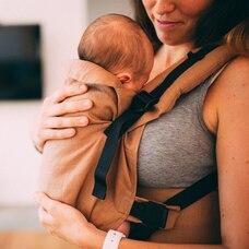 Baby carrier Romantic - Linen