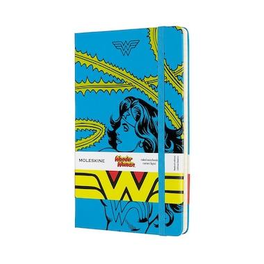 Moleskine Wonder Woman Journal Blue
