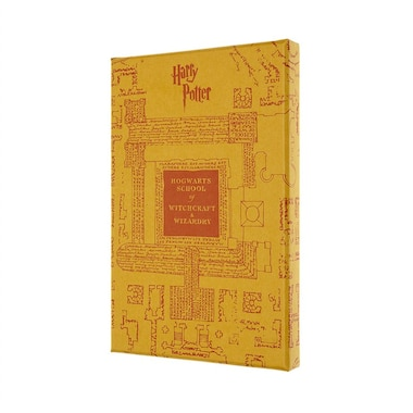 Moleskine Limited Edition Collector's Edition Harry Potter