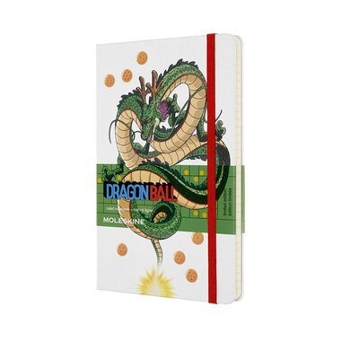 Moleskine Limited Edition Dragon Ball Z Large Ruled Journal Dragon