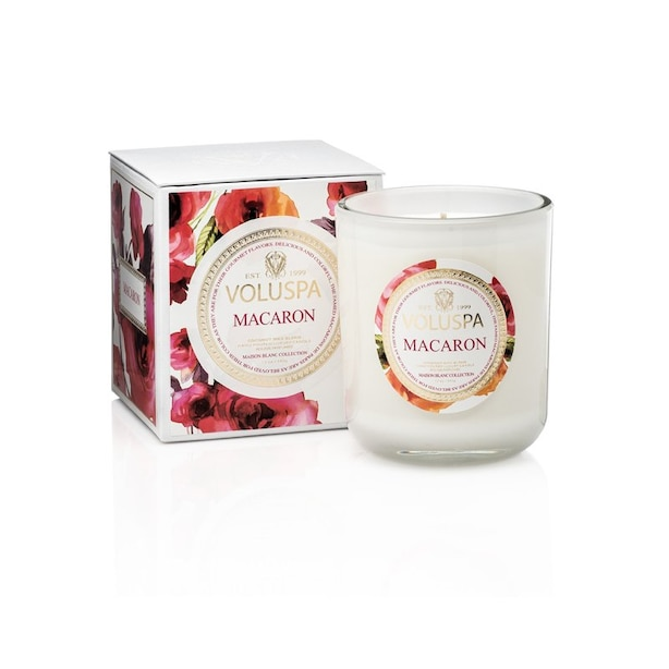 Voluspa® Boxed Candle - Macaron
