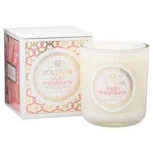 Voluspa® Classic Maison Candle - Saijo Persimmon