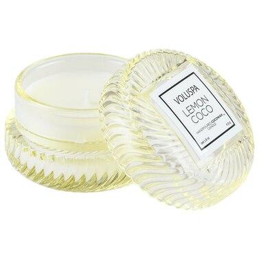 Voluspa Macaron Candle - Lemon Coco