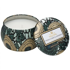 Voluspa® Petite Decorative Tin Candle - French Cade & Lavender