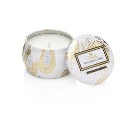 Voluspa® Mini Decorative Tin Candle - Panjore Lychee