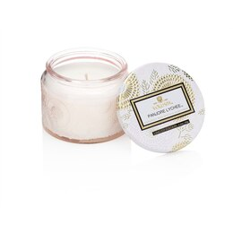 Voluspa® Small Glass Jar Candle - Panjore Lychee