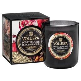 Voluspa® Classic Maison Candle - Pomegranate Blood Orange