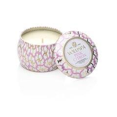 Voluspa® Mini Decorative Tin Candle - Pink Citron