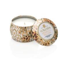 Voluspa® Mini Decorative Tin Candle - Prosecco Bellini