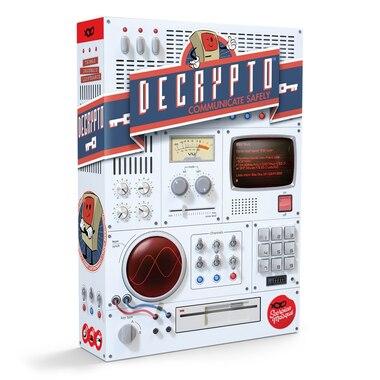 Scorpion Masqué Decrypto Secret Code Board Game