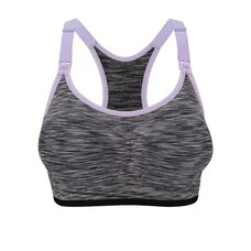 Body Silk Seamless Rhythm Nursing Bra, size XL