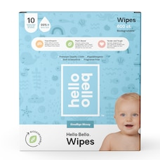 hello bello Wipes - 600 wipes