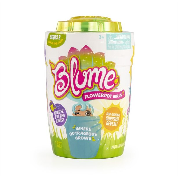 "Blume ""Fun In The Sun"" Dolls — 10 Surprises!"