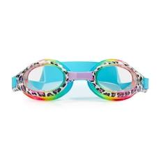 Bling 2o Swim Goggles Cheetah Rainbow