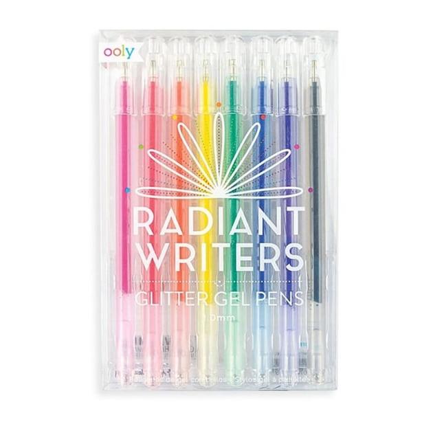 Radiant Writers Glitter Gel Pens
