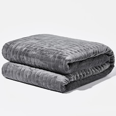 Gravity Weighted Blanket - Space Grey, 25lb