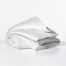 Gravity Cooling Weighted Blanket 15lb White