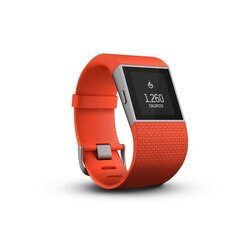 FITBIT SURGE - TANGERINE, SMALL