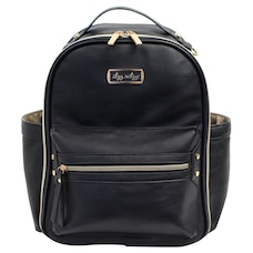 Itzy Ritzy Mini Diaper Bag Black