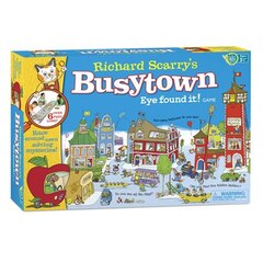 Richard Scarry Busy Town Game