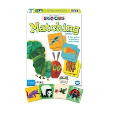 Eric Carle - The Very Hungry Caterpillar Matching Game