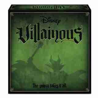 DISNEY VILLAINOUS (jeu de plateau)